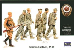 MB35017 German Prisoners